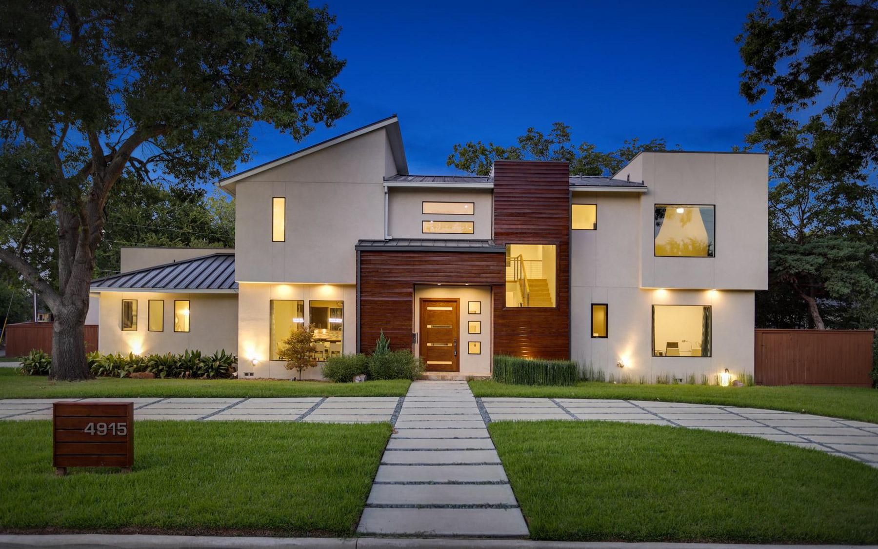 Maison unifamiliale pour l Vente à 4915 Nashwood Lane, Dallas 4915 Nashwood Ln Dallas, Texas, 75244 États-Unis