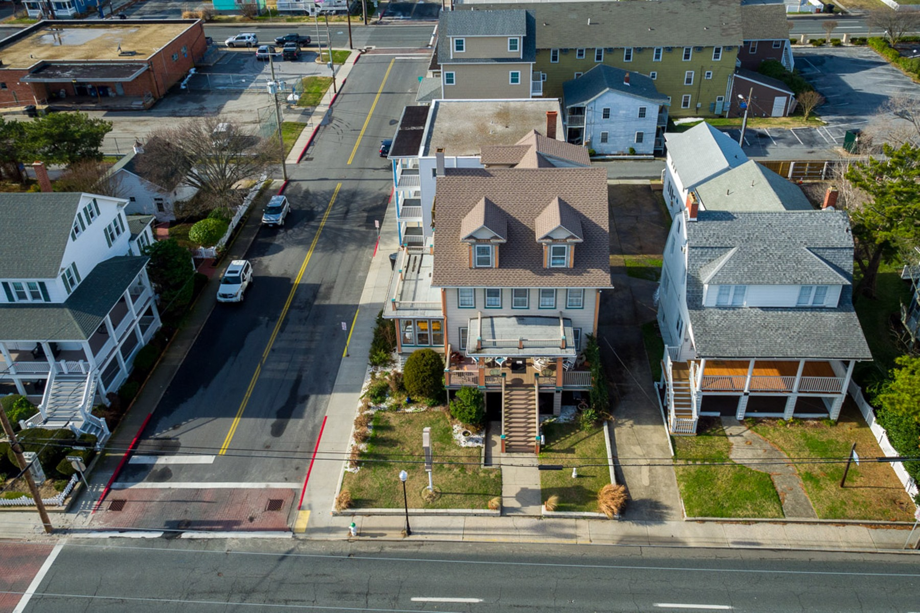 Single Family Home for Sale at 501 Baltimore Avenue, Ocean City Ocean City, Maryland 21842 United States