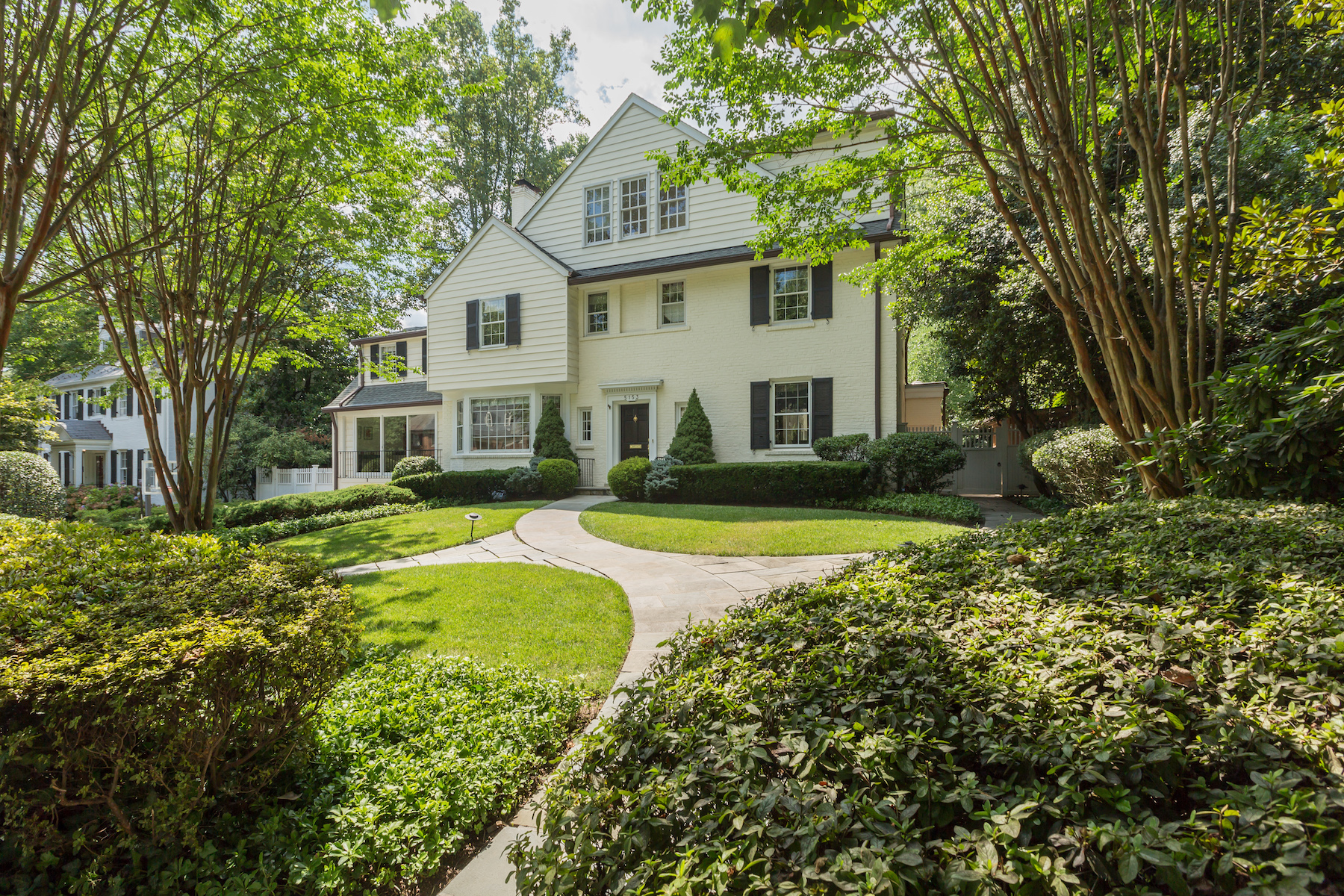 Single Family Home for Sale at 5153 Tilden Street 5153 Tilden Street Nw Washington, District Of Columbia 20016 United States