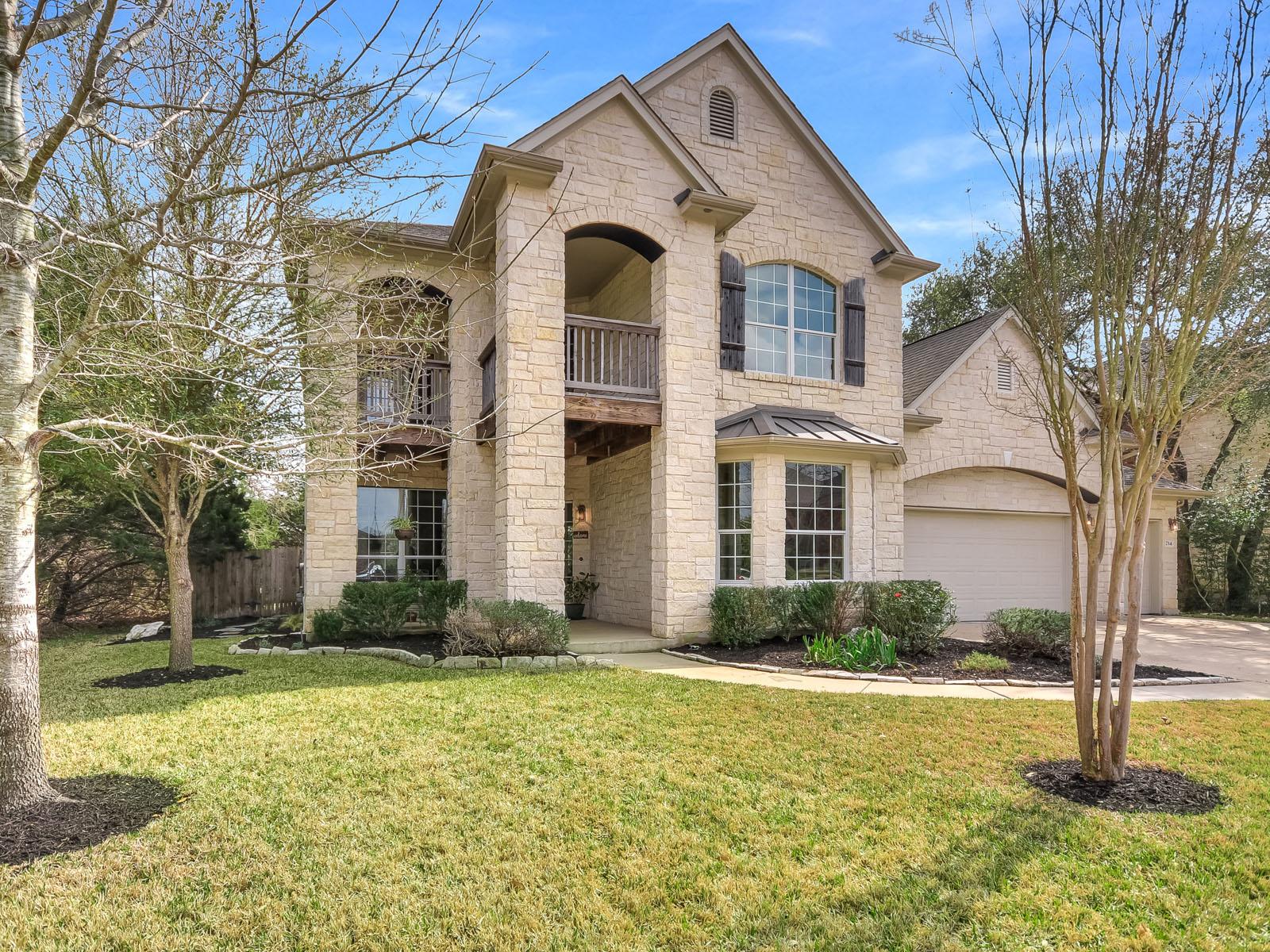 Vivienda unifamiliar por un Venta en Picture Perfect Home in Westside Preserve 714 Nelson Ranch Rd Cedar Park, Texas 78613 Estados Unidos