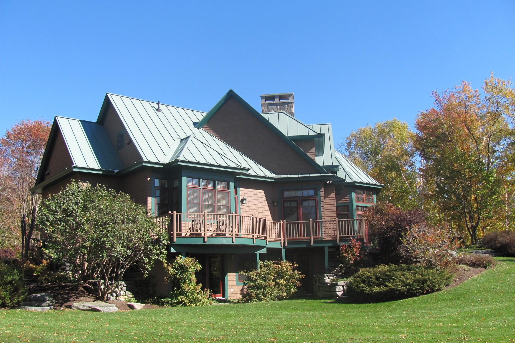 Single Family Home for Sale at 61 Dunn Lane, Dorset 61 Dunn Ln Dorset, Vermont, 05251 United States