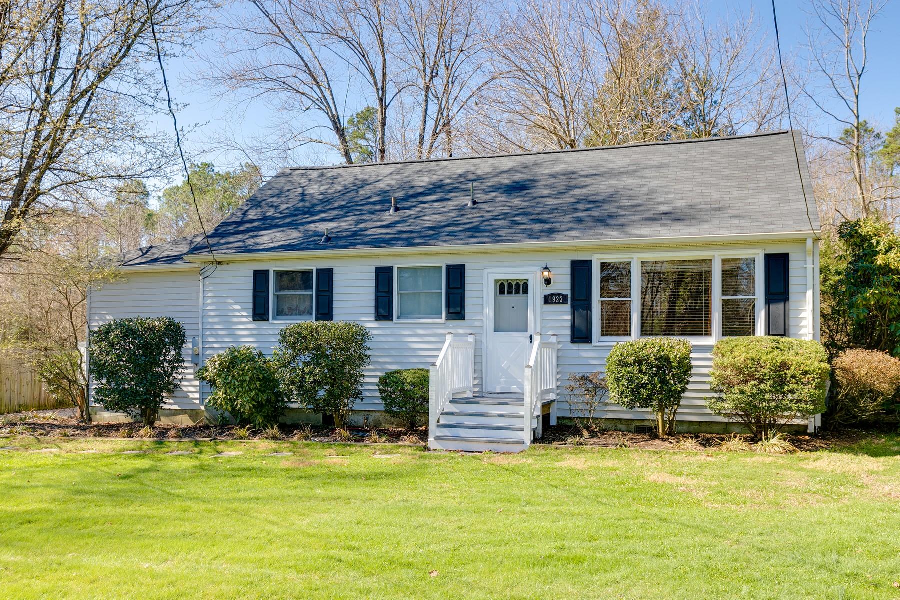独户住宅 为 销售 在 1923 Washington Street, Henrico Henrico, 弗吉尼亚州, 23075 美国