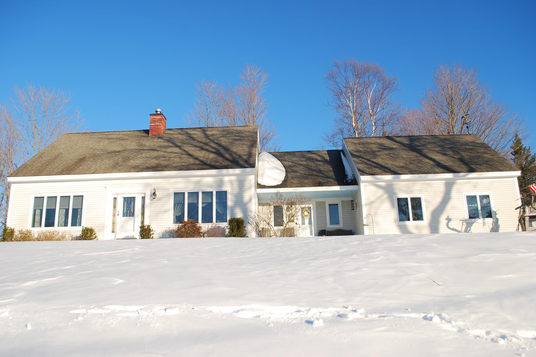 Vivienda unifamiliar por un Venta en 267 Kearsarge Mountain, Wilmot Wilmot, Nueva Hampshire, 03287 Estados Unidos