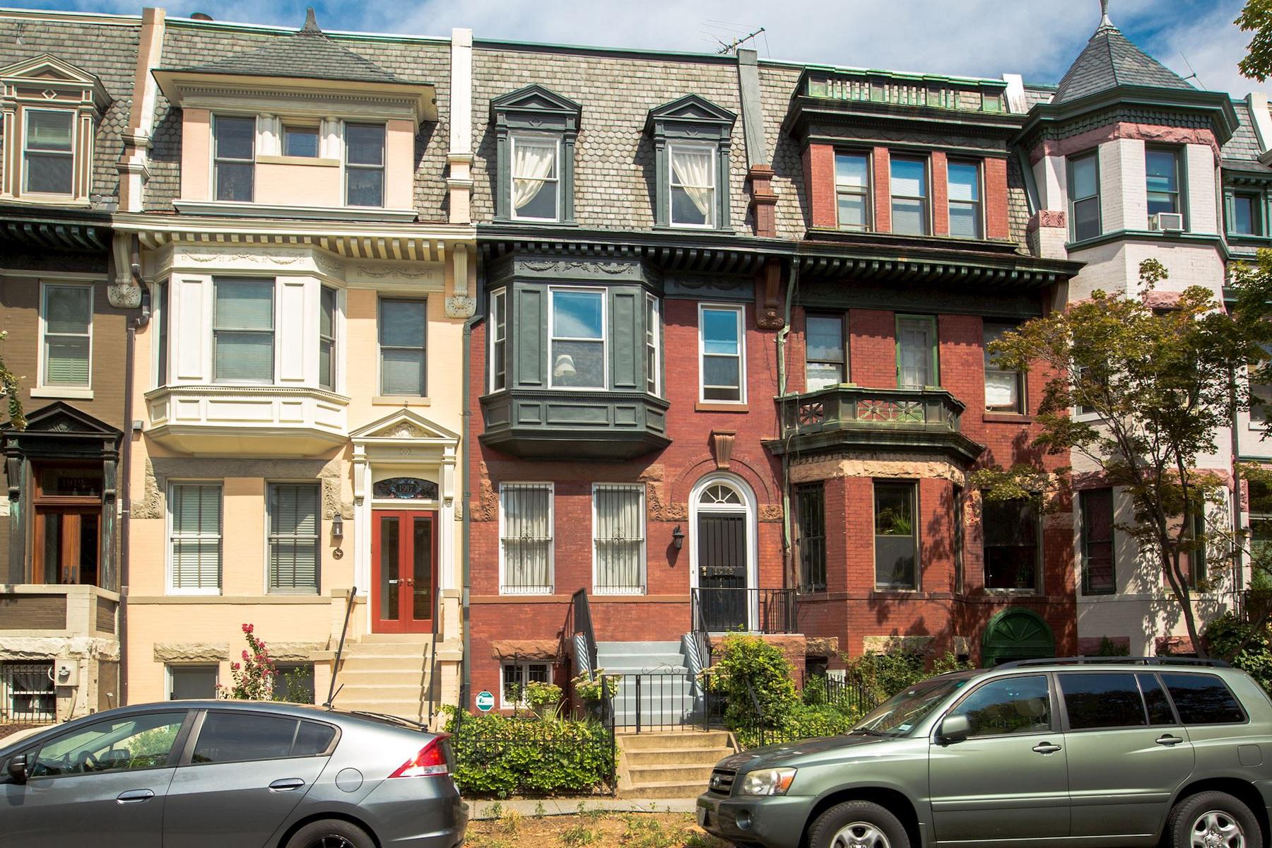 Einfamilienhaus für Verkauf beim 1915 S Street, Washington Washington, District Of Columbia 20009 Vereinigte Staaten