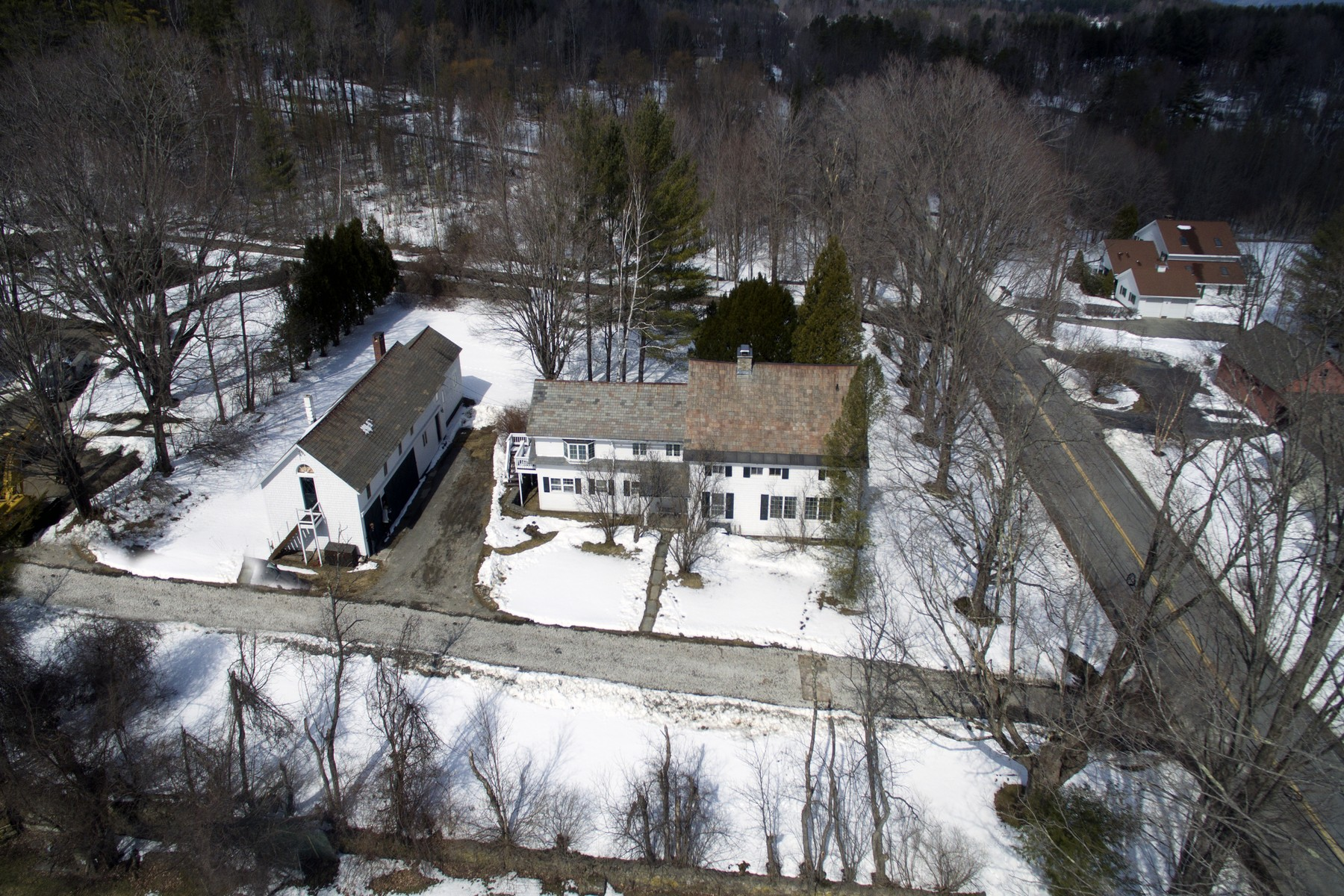 Moradia para Venda às Historic Home with Endless Possibilities 427 West Manchester, Vermont, 05254 Estados Unidos