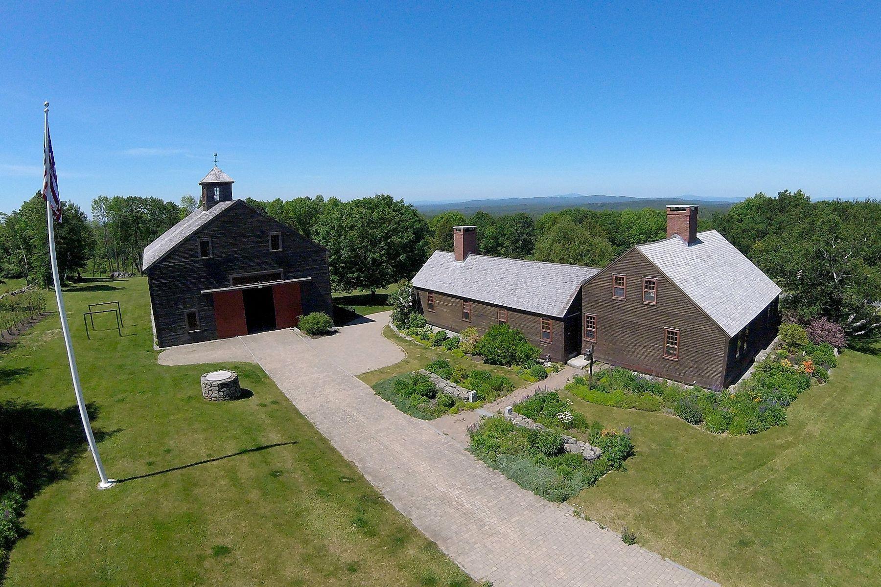 独户住宅 为 销售 在 1218 Province Rd, Gilmanton 吉尔曼顿, 新罕布什尔州 03237 美国
