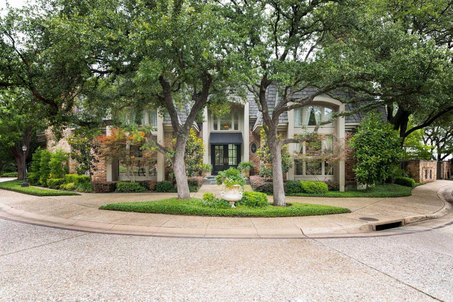 一戸建て のために 売買 アット 10 Rue Du Lac Road, Dallas 10 Rue Du Lac Rd Dallas, テキサス, 75230 アメリカ合衆国