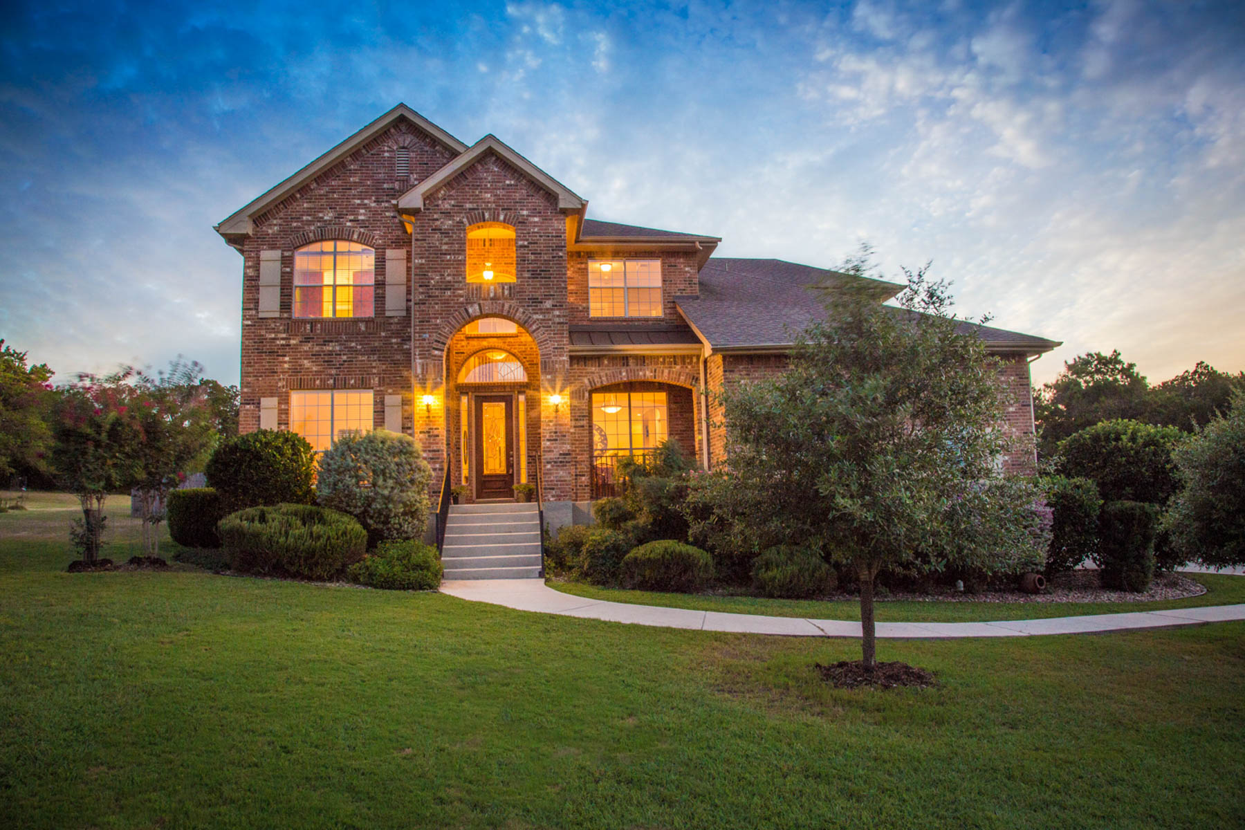 Single Family Home for Sale at The Enclave at Mission Hills Ranch 958 Santa Cruz New Braunfels, Texas 78132 United States