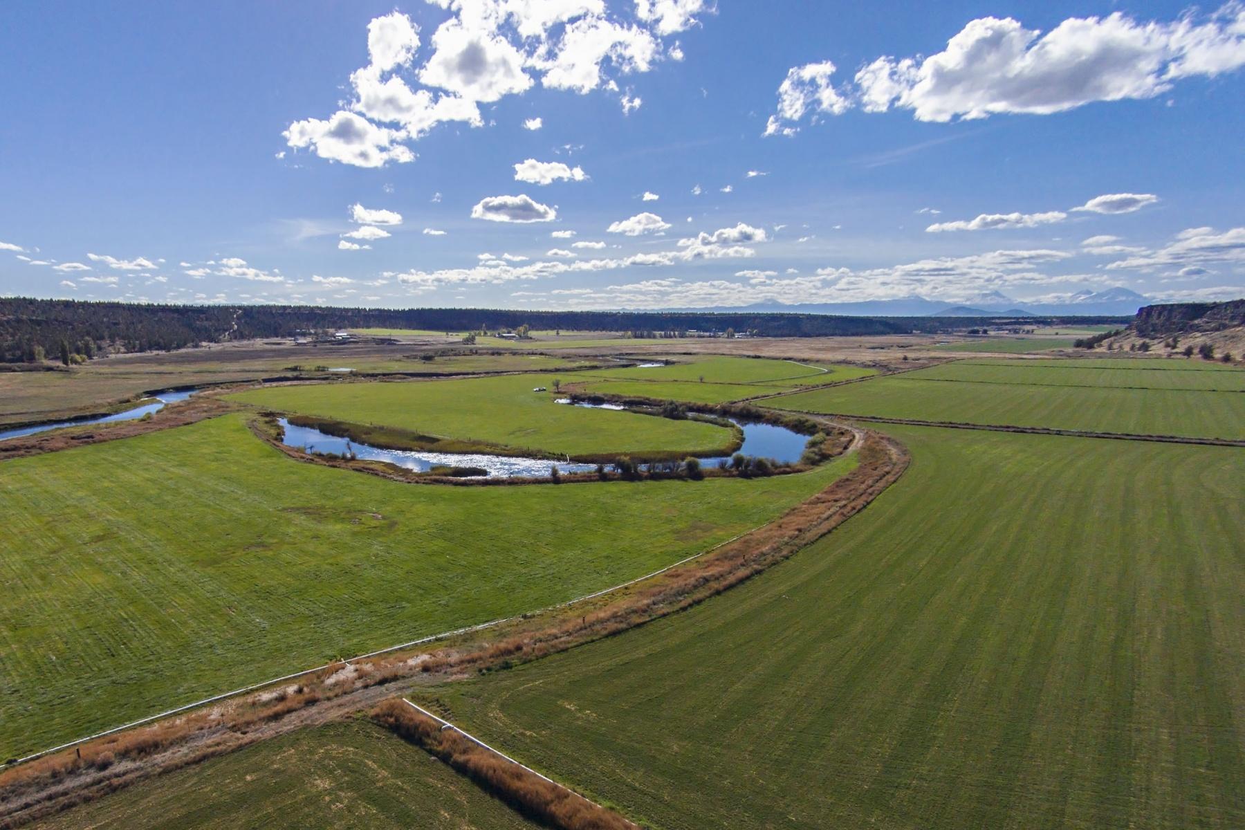 Ferme / Ranch / Plantation pour l Vente à 16301 NE Oneil Highway, REDMOND 16301 NE Oneil Hwy Redmond, Oregon, 97756 États-Unis