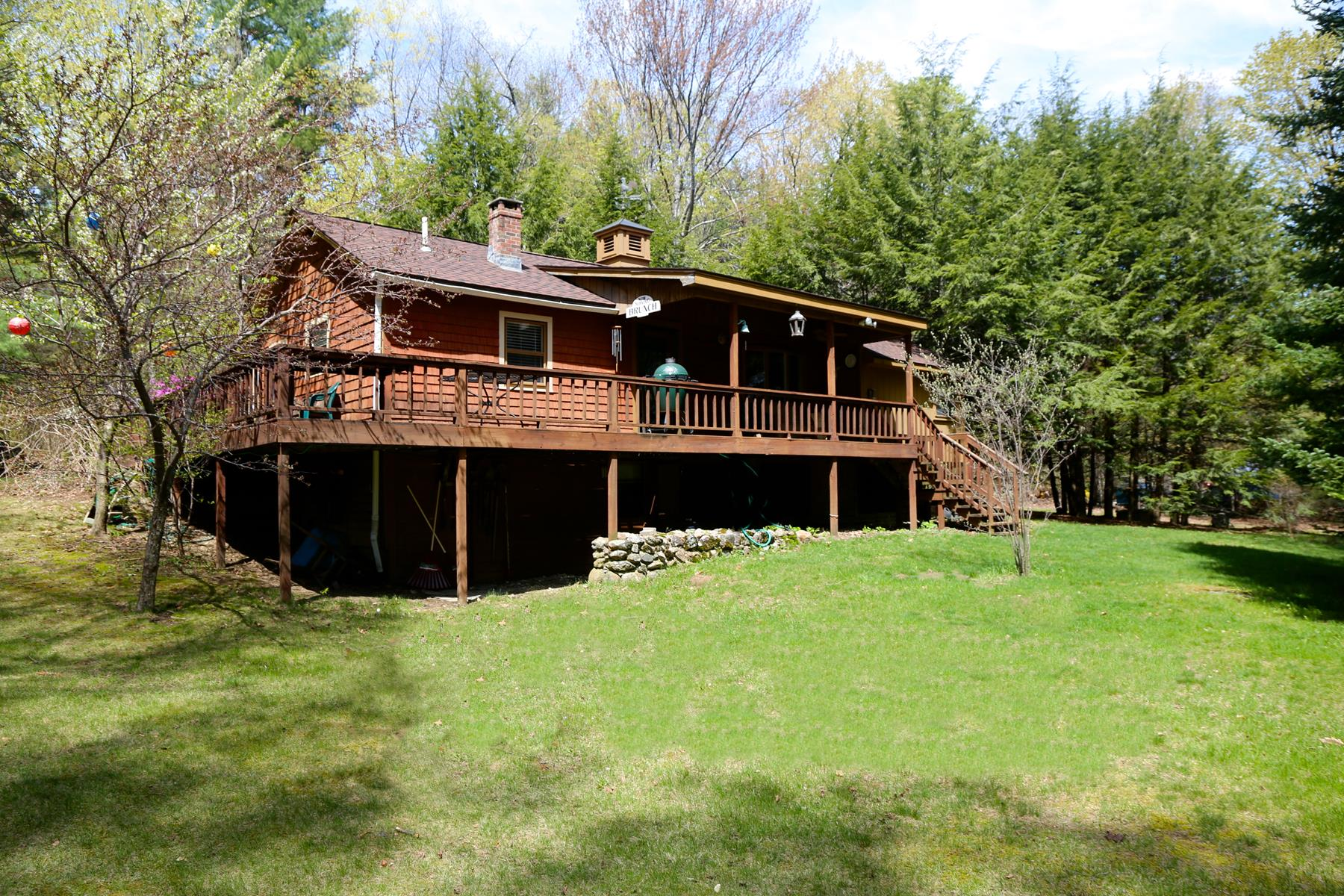 Single Family Home for Sale at 100 Foothills, Sutton Sutton, New Hampshire 03273 United States