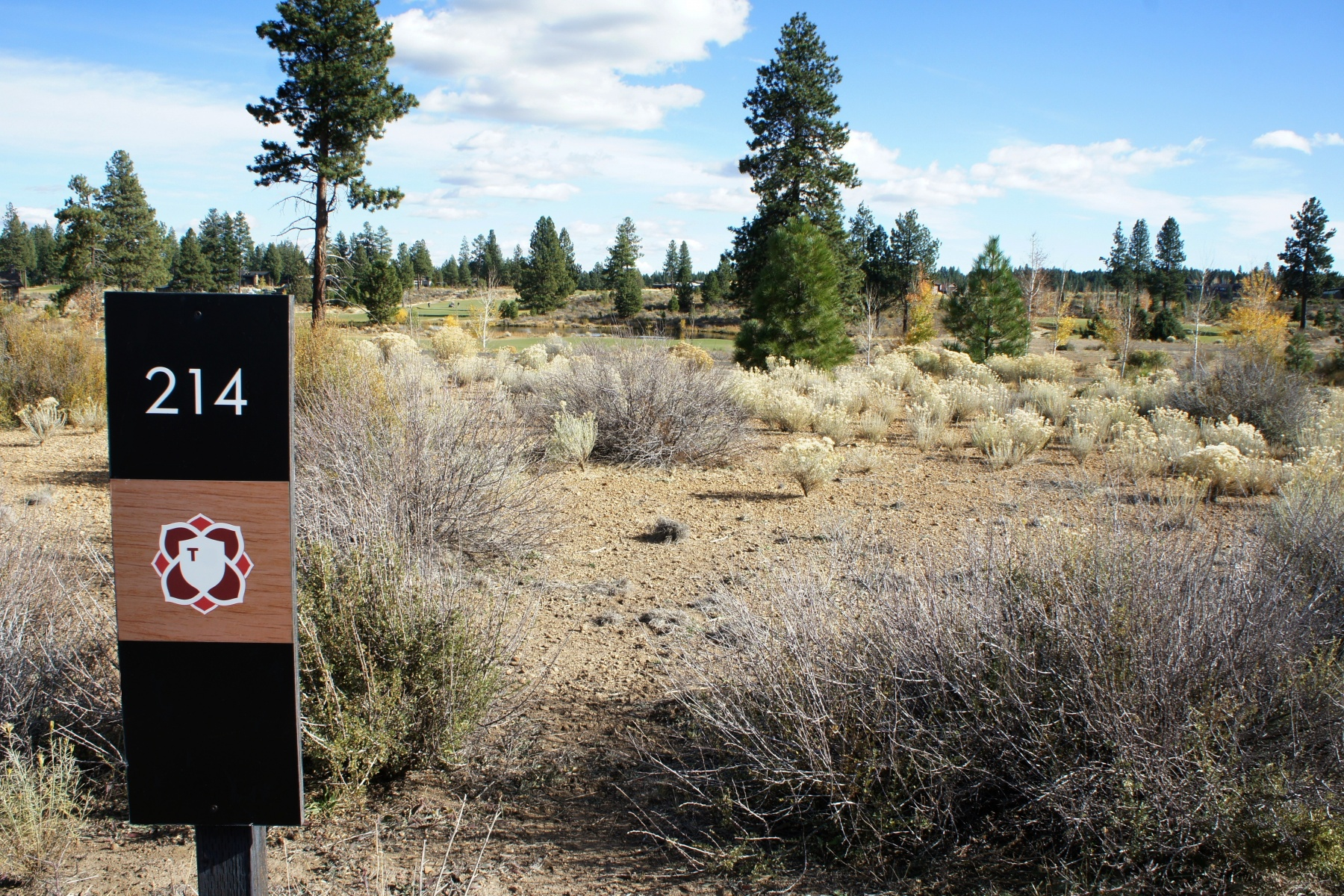 Land for Sale at Level Tetherow Homesite 0 TBD Hardin Martin Ct Lot 214 Bend, Oregon, 97702 United States