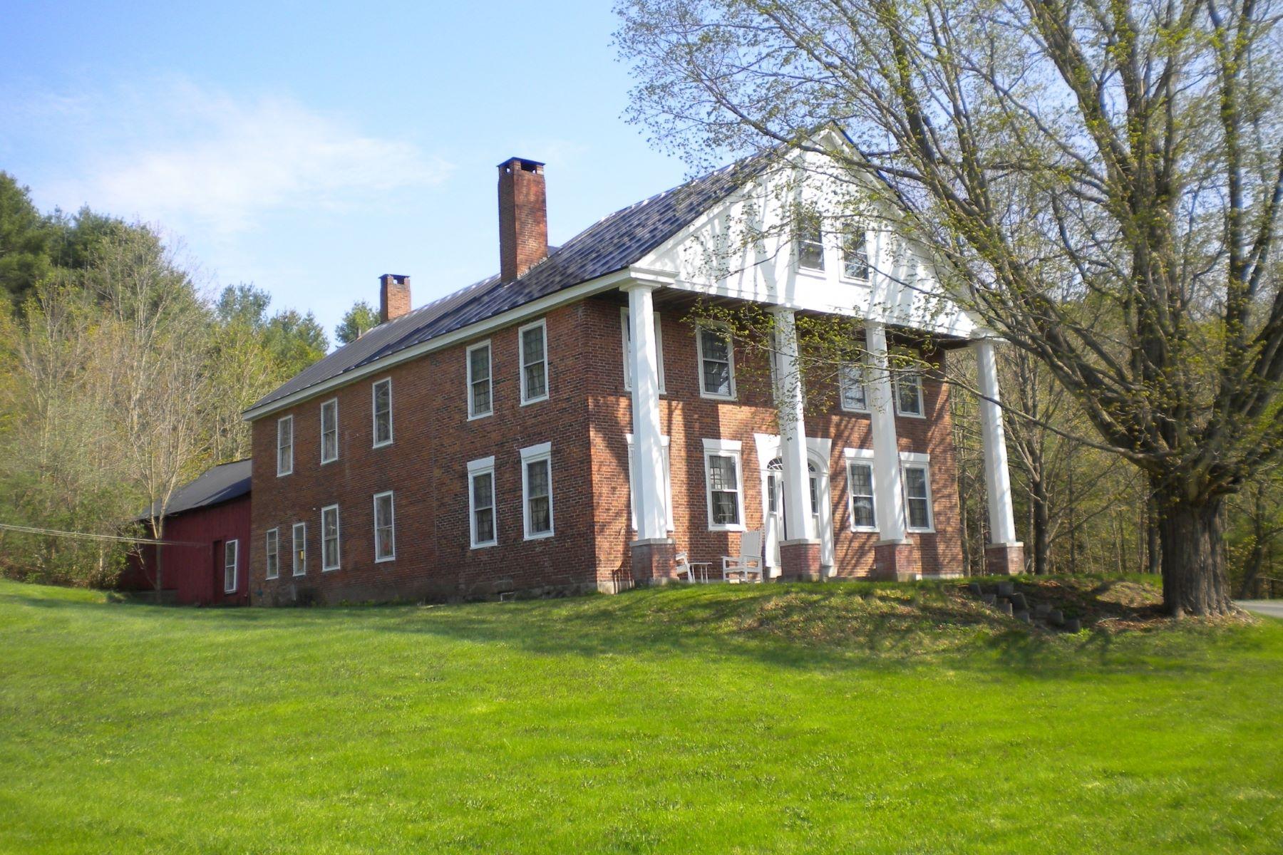 Casa Unifamiliar por un Venta en Historic, fireplaces, wide board floors 1260 Dartmouth College Hwy Haverhill, Nueva Hampshire 03774 Estados Unidos