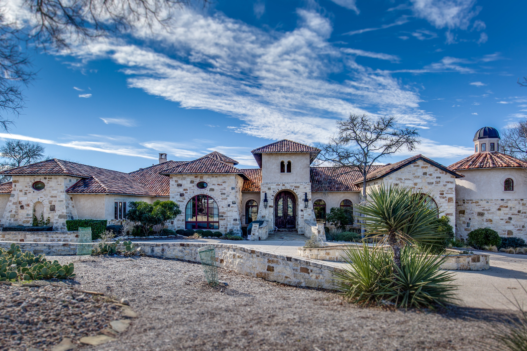 Single Family Home for Sale at Stunning Cordillera Ranch Estate 210 Riverwood Boerne, Texas 78006 United States