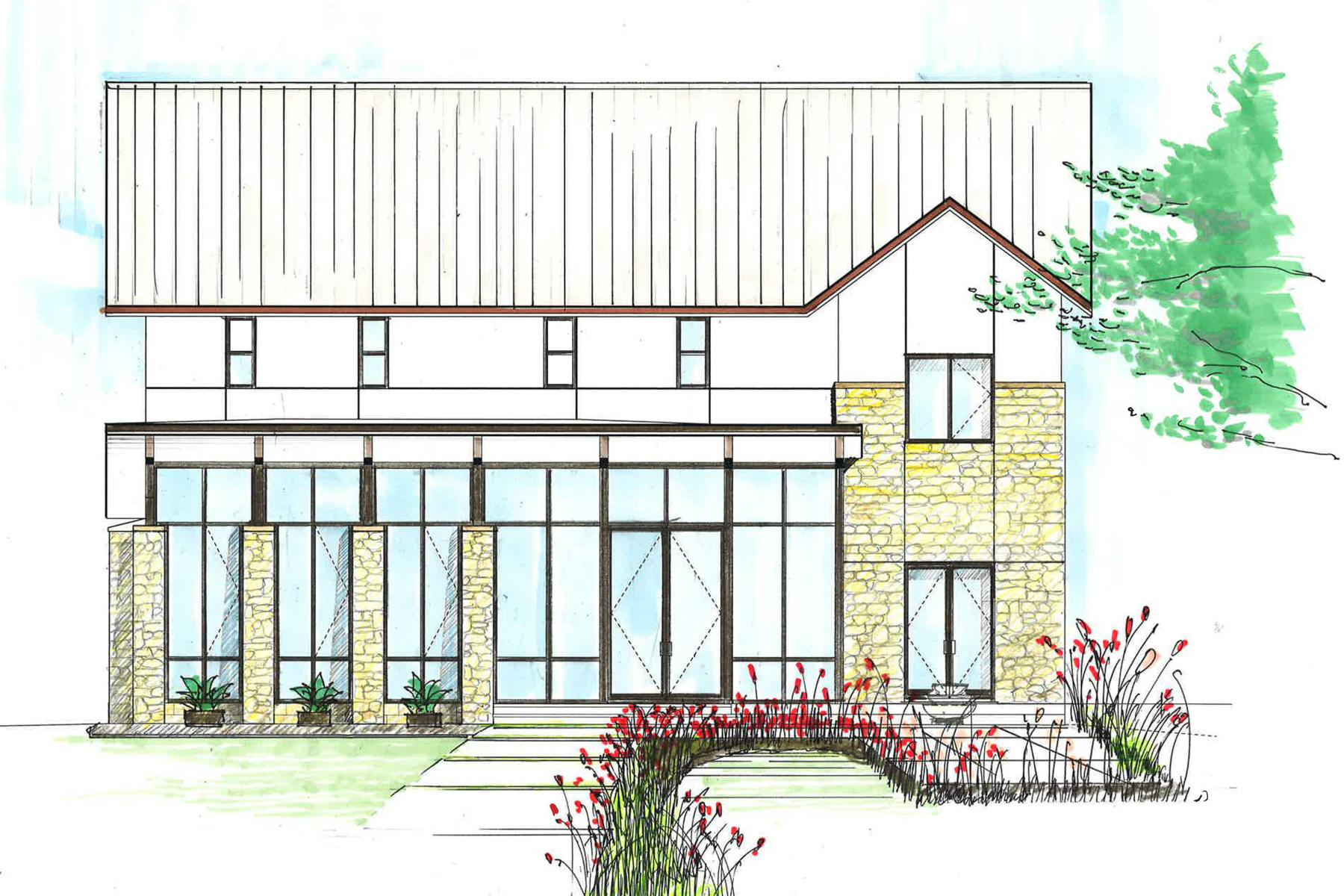 Einfamilienhaus für Verkauf beim New NEST Construction in University Park 4028 Marquette St Dallas, Texas, 75225 Vereinigte Staaten