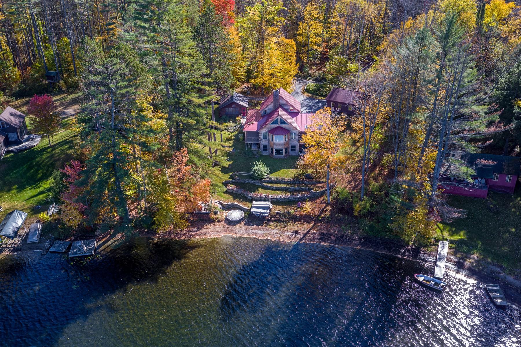 Maison unifamiliale pour l Vente à 286 Bragg, Thetford Thetford, Vermont, 05075 États-Unis