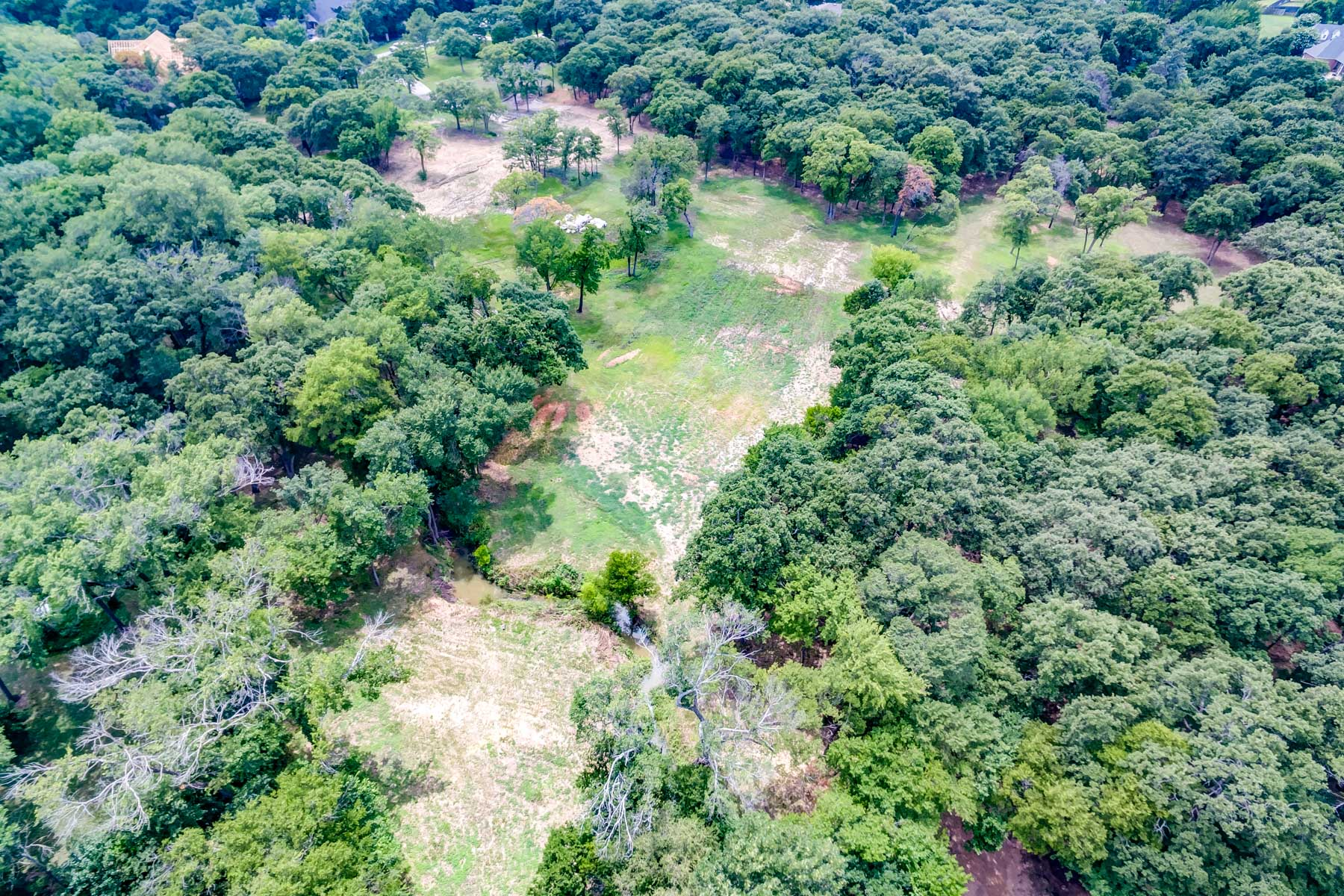 Terreno por un Venta en 11.69 Wooded Acres in Prestigous Southlake 1800 Sleepy Hollow Trl Southlake, Texas, 76092 Estados Unidos