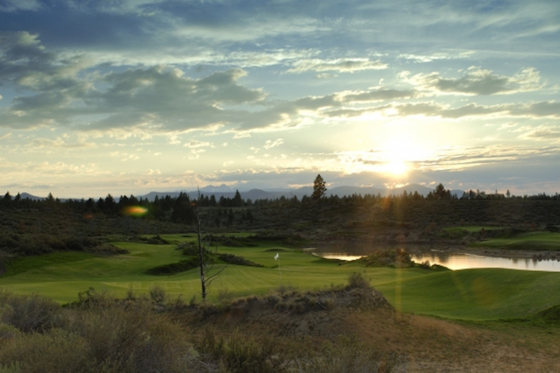 Land für Verkauf beim Tetherow Site - Mtn/Fairway Views 61474 Hawk Ct Bend, Oregon, 97702 Vereinigte Staaten
