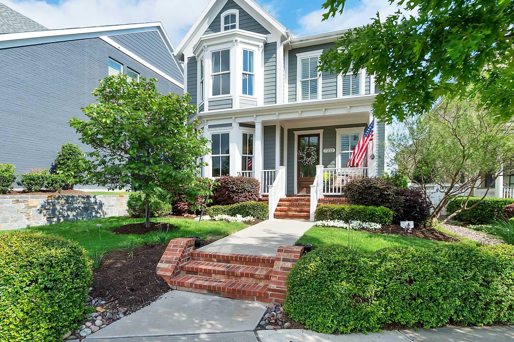 独户住宅 为 销售 在 Tucker Hill 7212 Percy Dr 麦金尼, 得克萨斯州, 75071 美国