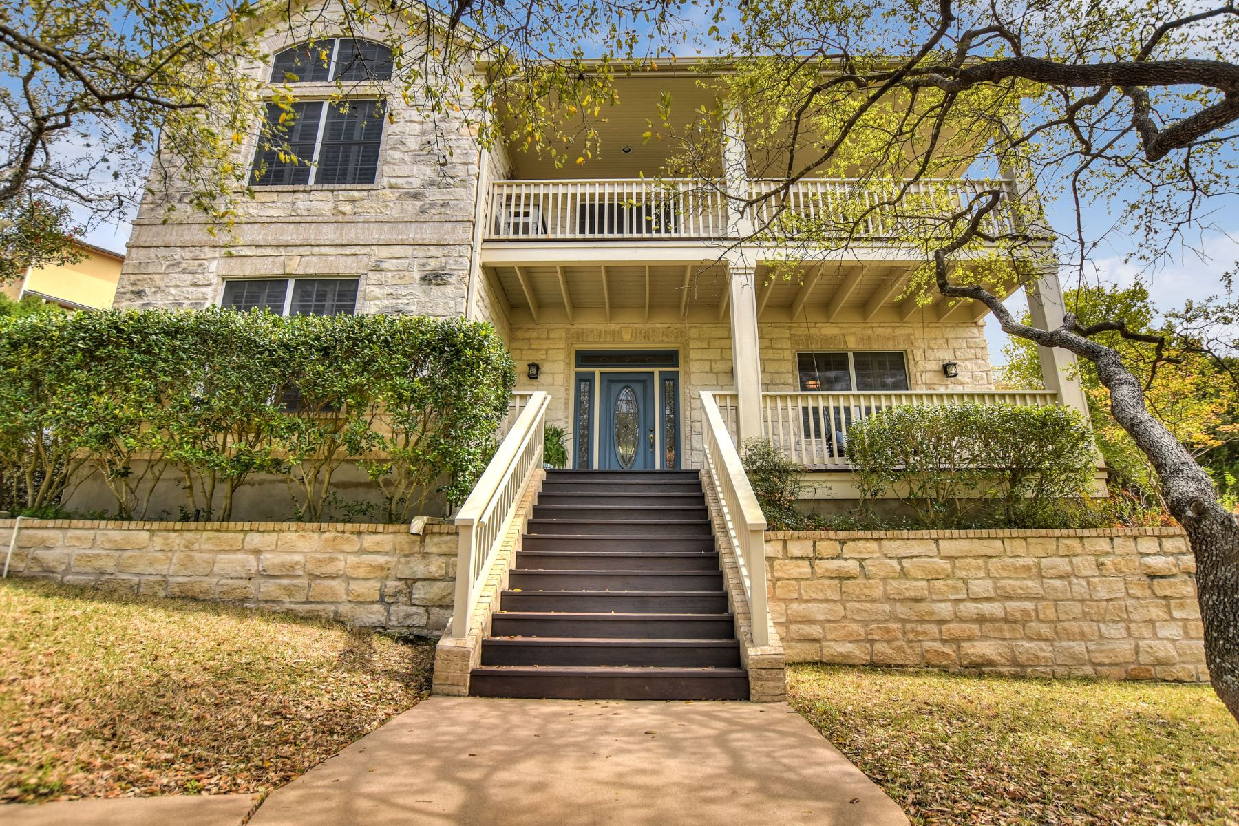 Single Family Home for Sale at Open Spaces and Breathtaking Sunsets 6007 Lonesome Valley Trl Austin, Texas, 78731 United States