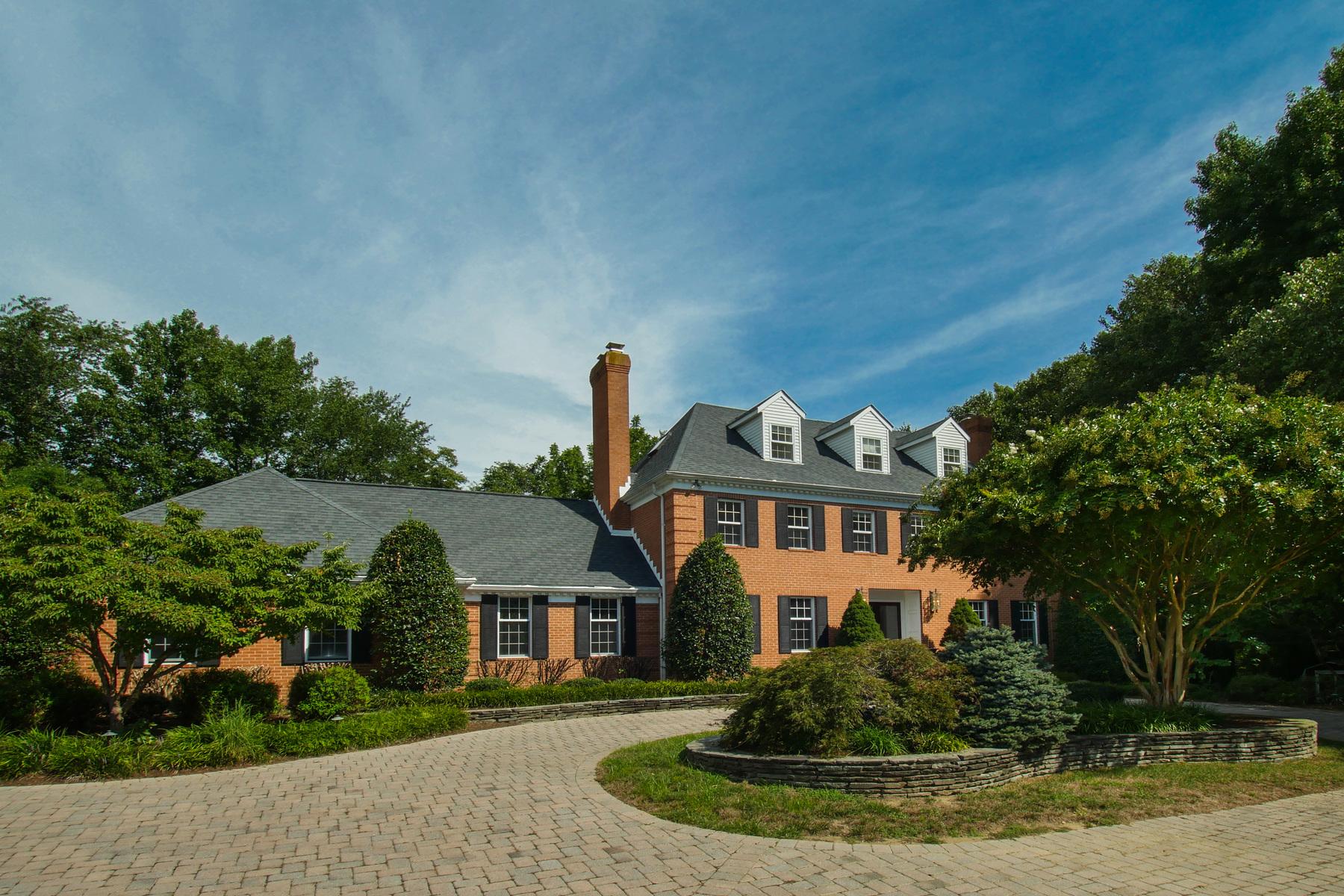Maison unifamiliale pour l Vente à 576 Stocketts Run Road, Davidsonville 576 Stocketts Run Rd Davidsonville, Maryland 21035 États-Unis