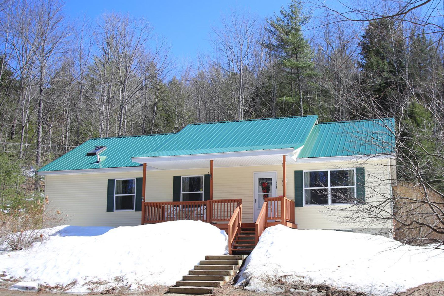 Moradia para Venda às 154 Campground Road, Wilmot 154 Campground Rd Wilmot, New Hampshire, 03287 Estados Unidos