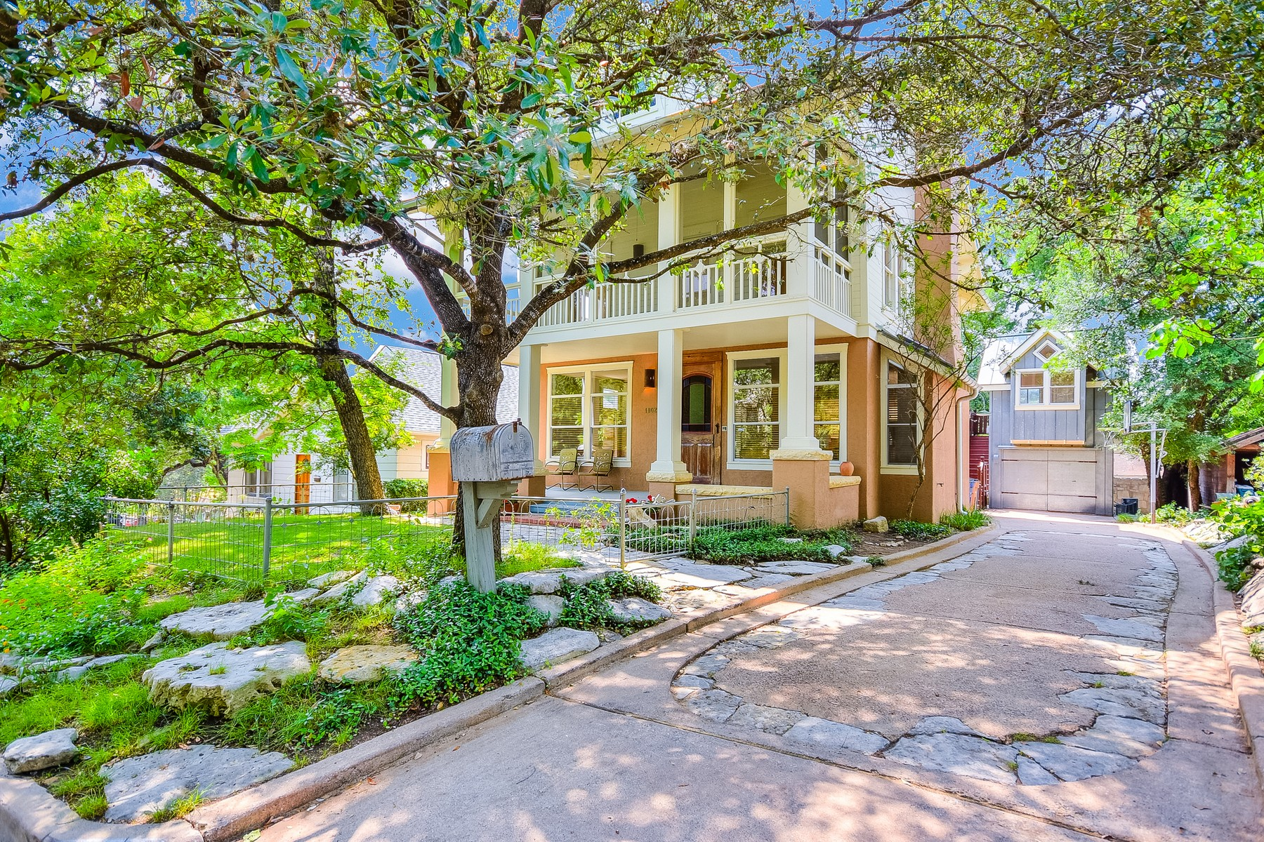 Other Residential for Rent at Rare Clarksville Lease Opportunity 1002 Lorrain St Austin, Texas 78703 United States