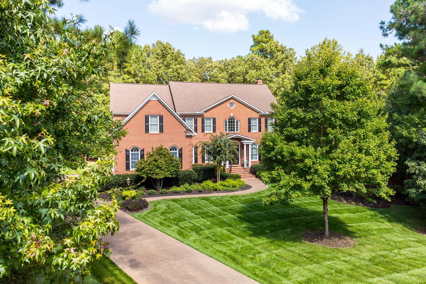 Maison unifamiliale pour l Vente à 13258 Barwick Lane, Goochland 13258 Barwick Ln Goochland, Virginia 23238 États-Unis