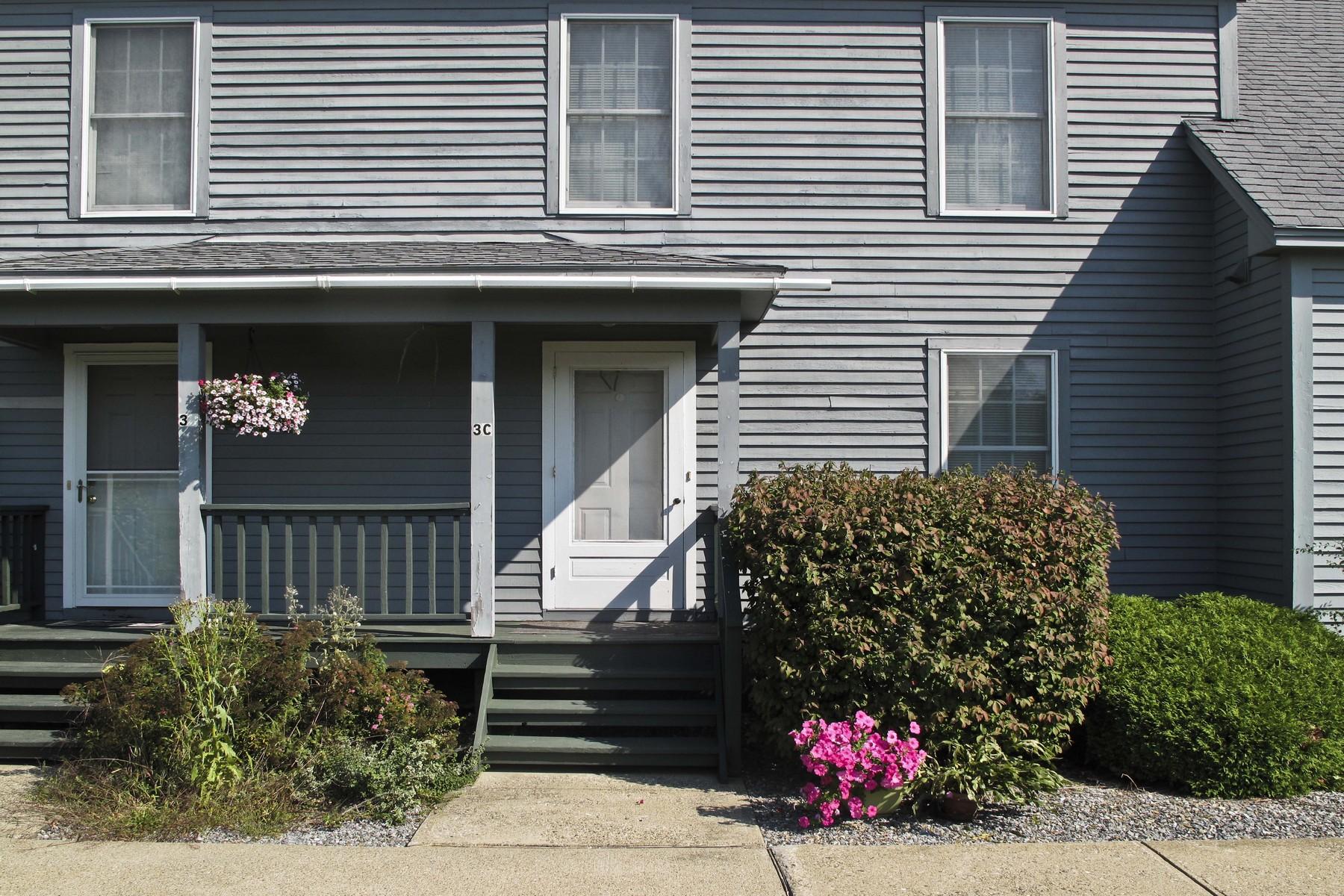 Condominio por un Venta en 3C Country Commons, Vergennes Vergennes, Vermont, 05491 Estados Unidos