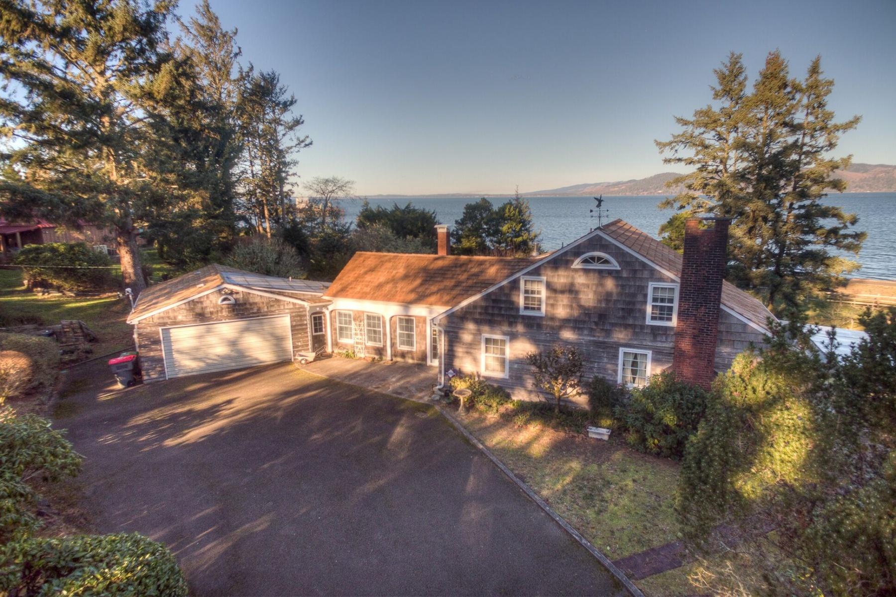 Nhà ở một gia đình vì Bán tại 431 Pacific DR, HAMMOND Hammond, Oregon, 97121 Hoa Kỳ