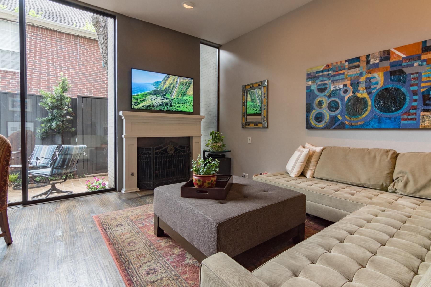 Villa per Vendita alle ore University Park Soft Contemporary 4508 Emerson Ave 4 Dallas, Texas, 75205 Stati Uniti