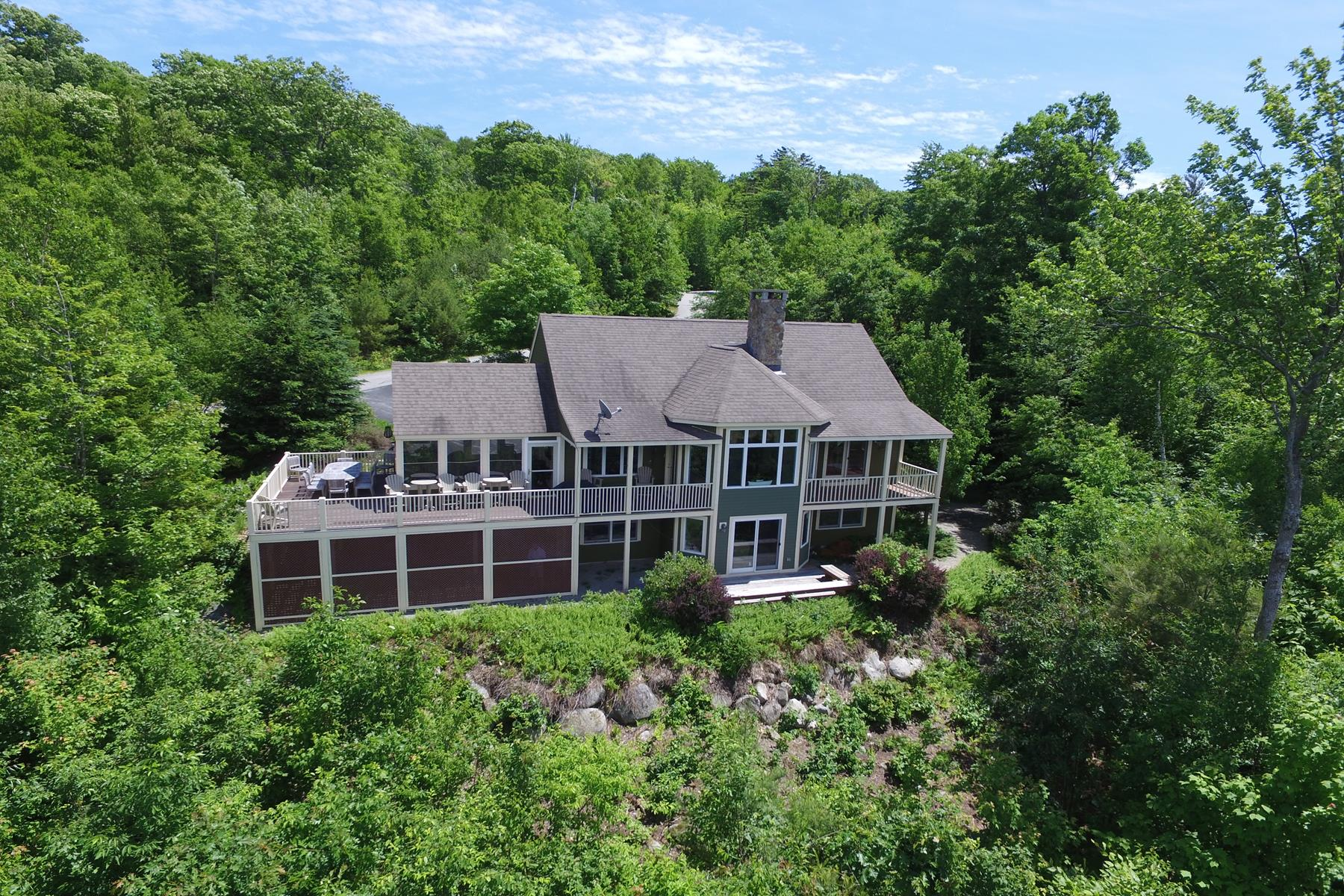 Single Family Home for Sale at 41 Blye Hill Landing South, Newbury Newbury, New Hampshire, 03255 United States