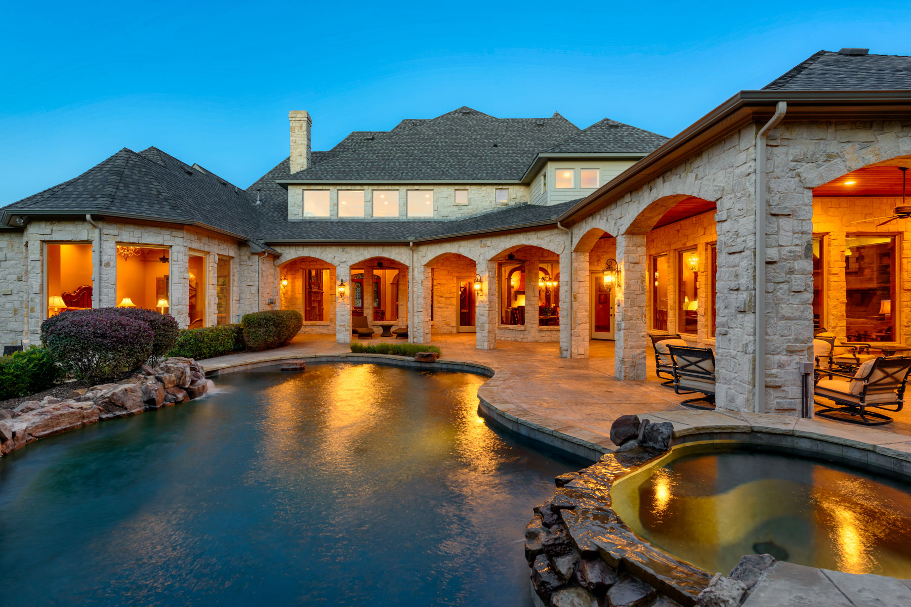 Single Family Home for Sale at Timeless Traditional 6441 Memorial Dr Frisco, Texas 75034 United States