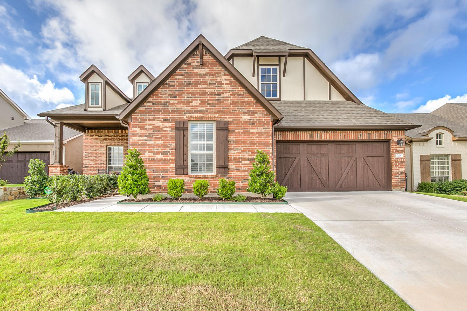 Casa Unifamiliar por un Venta en 214 Parkview Dr, Aledo Aledo, Texas, 76008 Estados Unidos