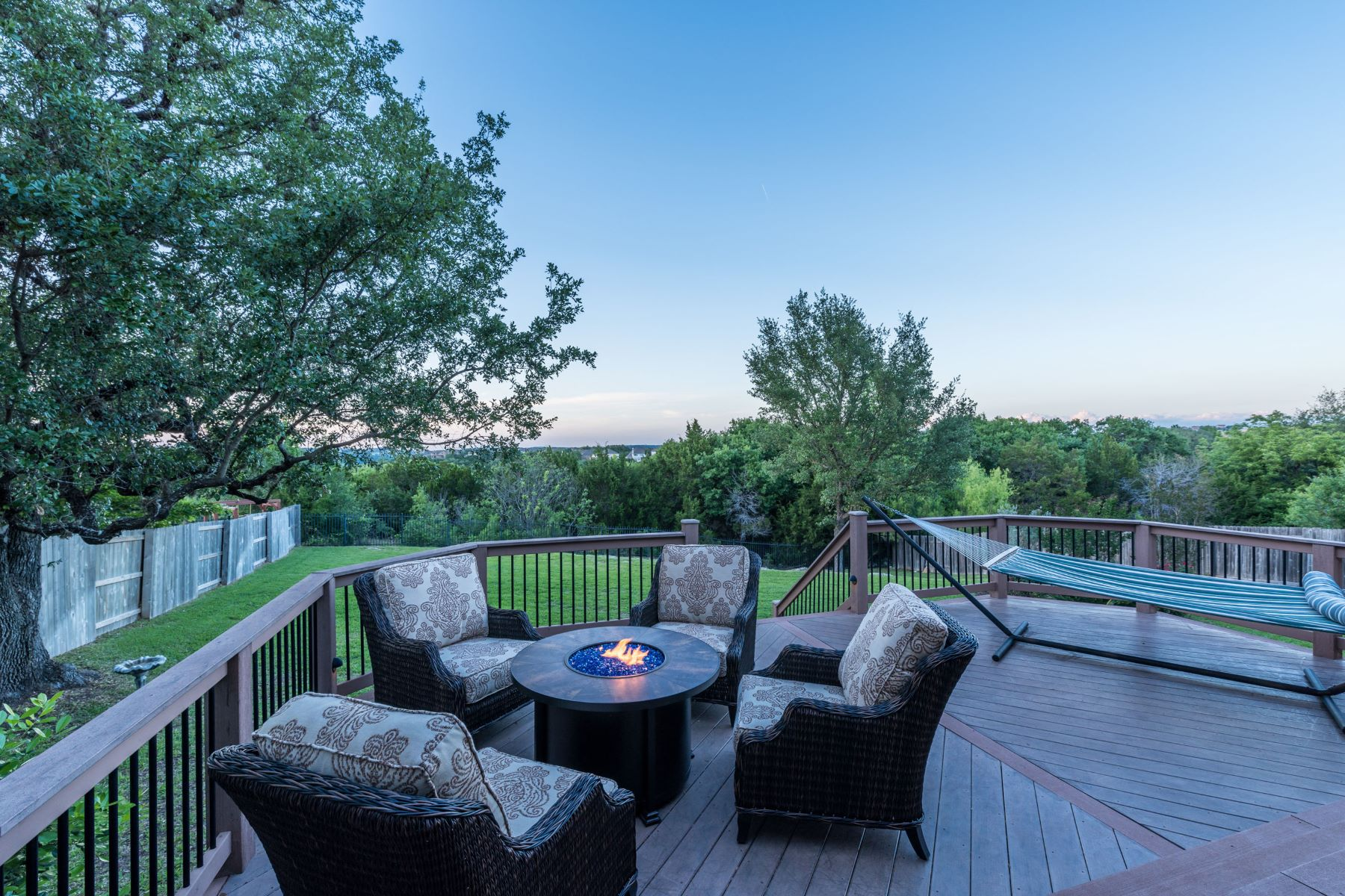 Single Family Home for Sale at Tranquility and Incredible Views 12816 Capella Trl Austin, Texas 78732 United States