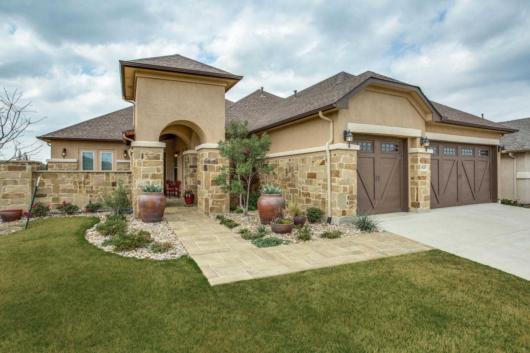Vivienda unifamiliar por un Venta en Robson Ranch 9620 Orangewood Trl Denton, Texas 76207 Estados Unidos
