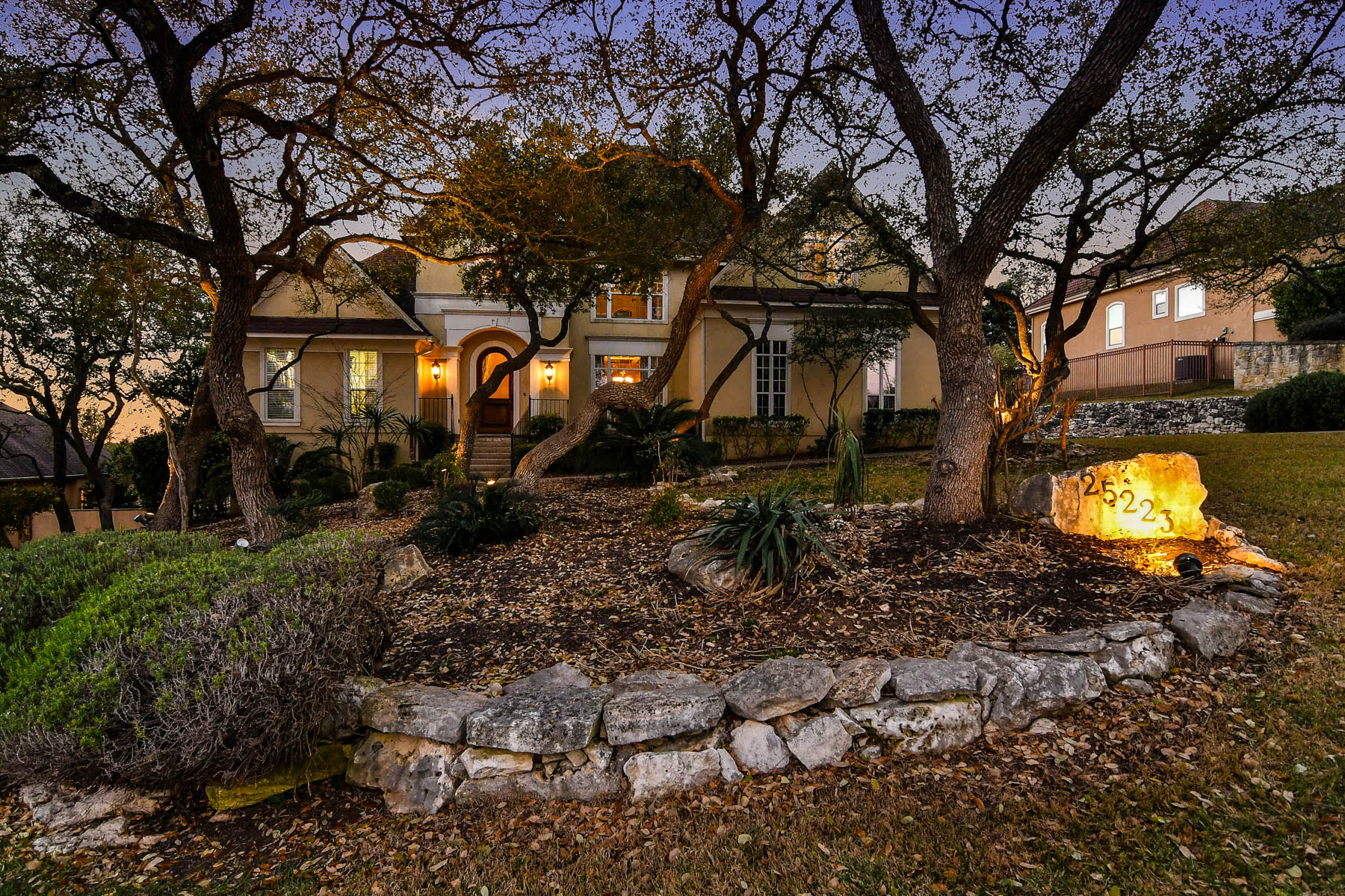 Single Family Home for Sale at Impeccable Quality and Style in Summerglen 25223 Doral Crest Summerglen, San Antonio, Texas, 78260 United States