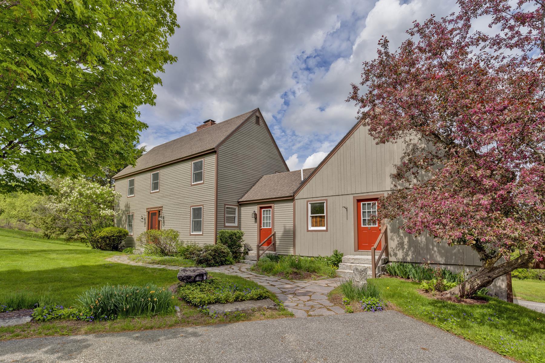 Частный односемейный дом для того Продажа на 122 Andover Rd, New London New London, Нью-Гэмпшир, 03257 Соединенные Штаты