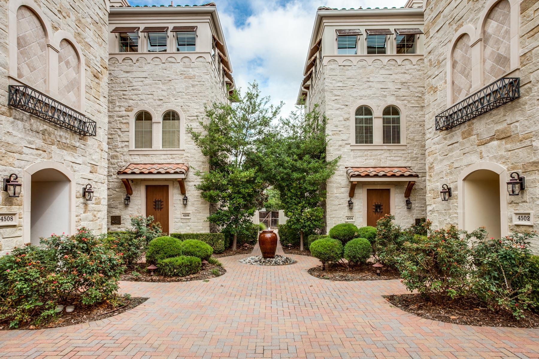Single Family Home for Sale at Enduring Style 4502 Normandy Ave Dallas, Texas, 75205 United States