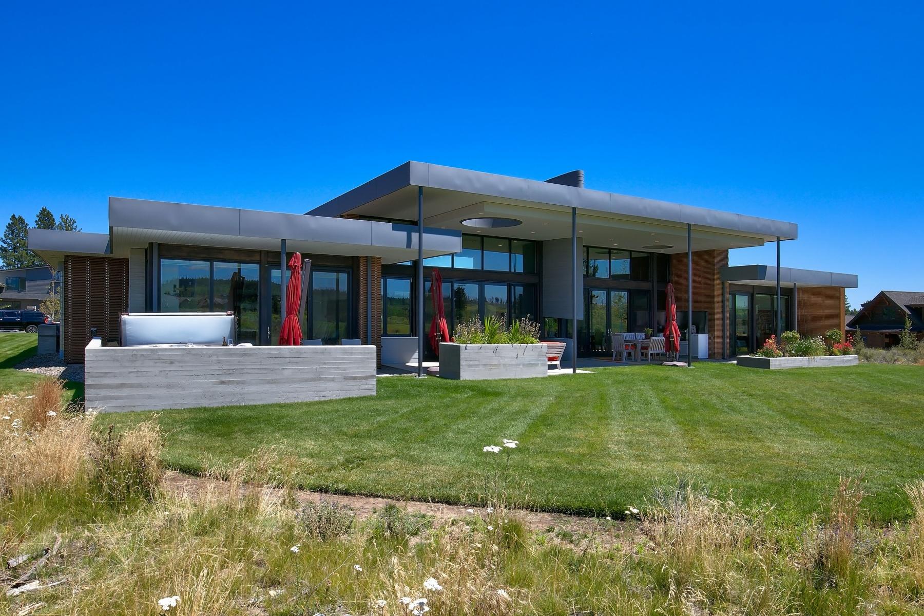 Maison unifamiliale pour l Vente à 61623 Hosmer Lake Drive, BEND Bend, Oregon, 97702 États-Unis