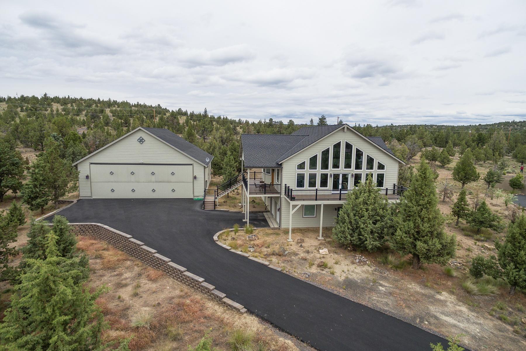 Частный односемейный дом для того Продажа на 2321 SE Landings Way, PRINEVILLE Prineville, Орегон, 97754 Соединенные Штаты