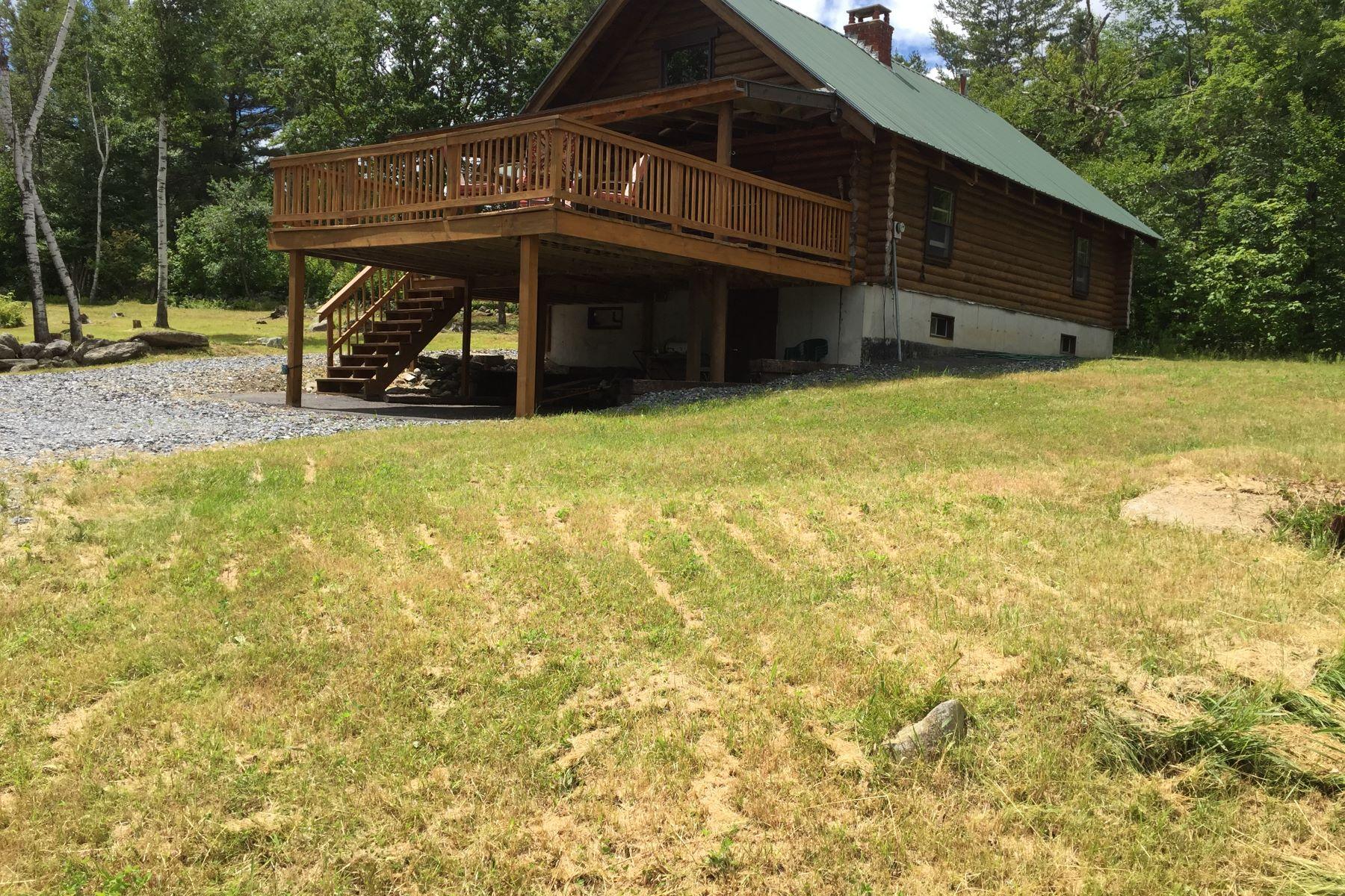 واحد منزل الأسرة للـ Sale في 74 South Rd, Lempster Lempster, New Hampshire, 03605 United States