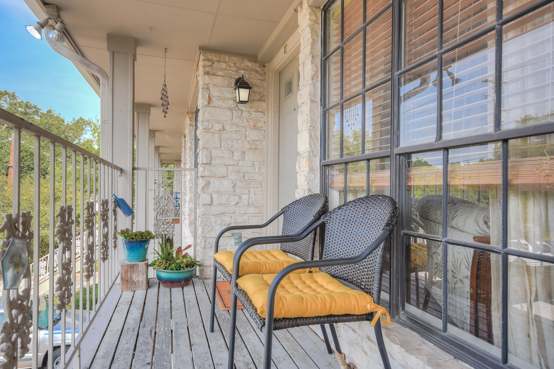 Condominium for Sale at Totally Renovated Clarksville Condo! 1610 Waterston Ave 12 Austin, Texas 78703 United States