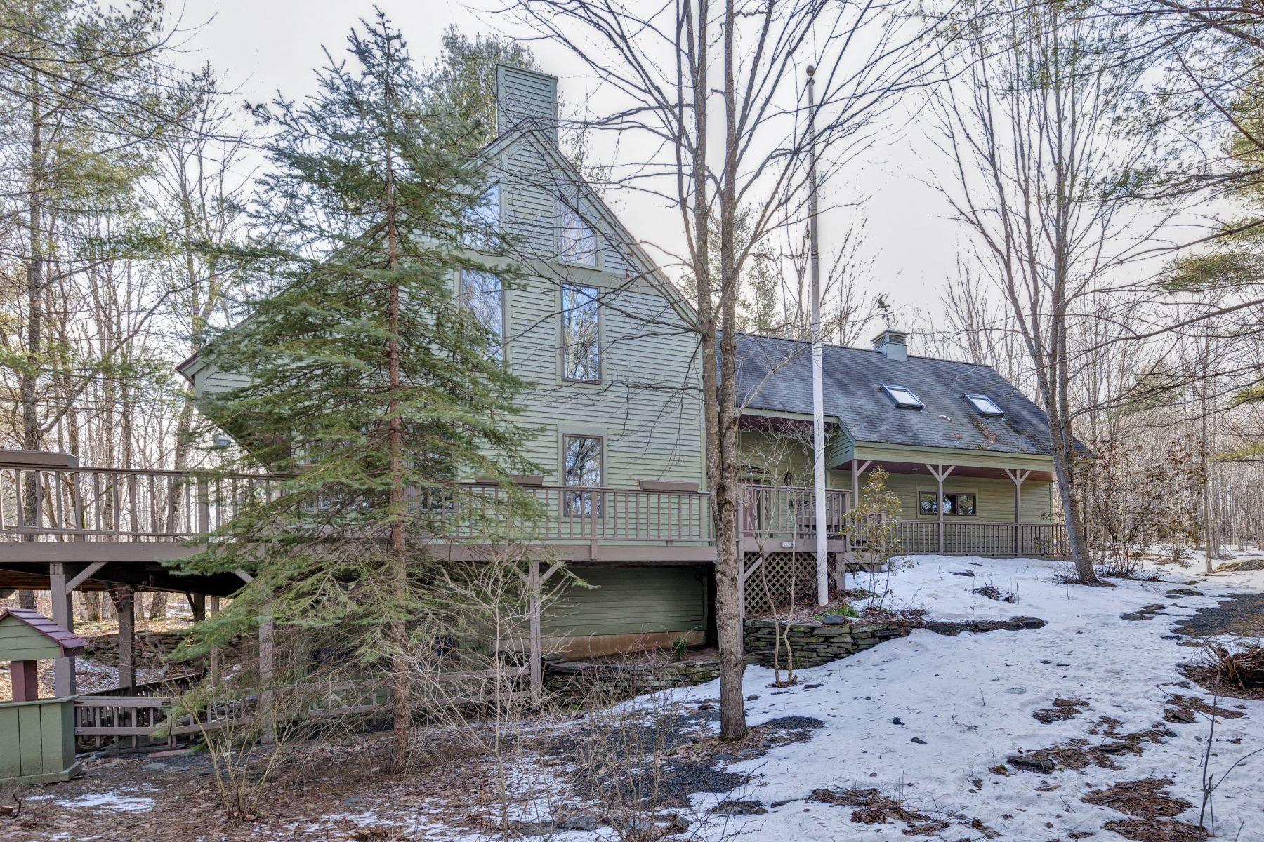 Частный односемейный дом для того Продажа на 74 Redfield Proctor, Hartford Hartford, Вермонт, 05059 Соединенные Штаты