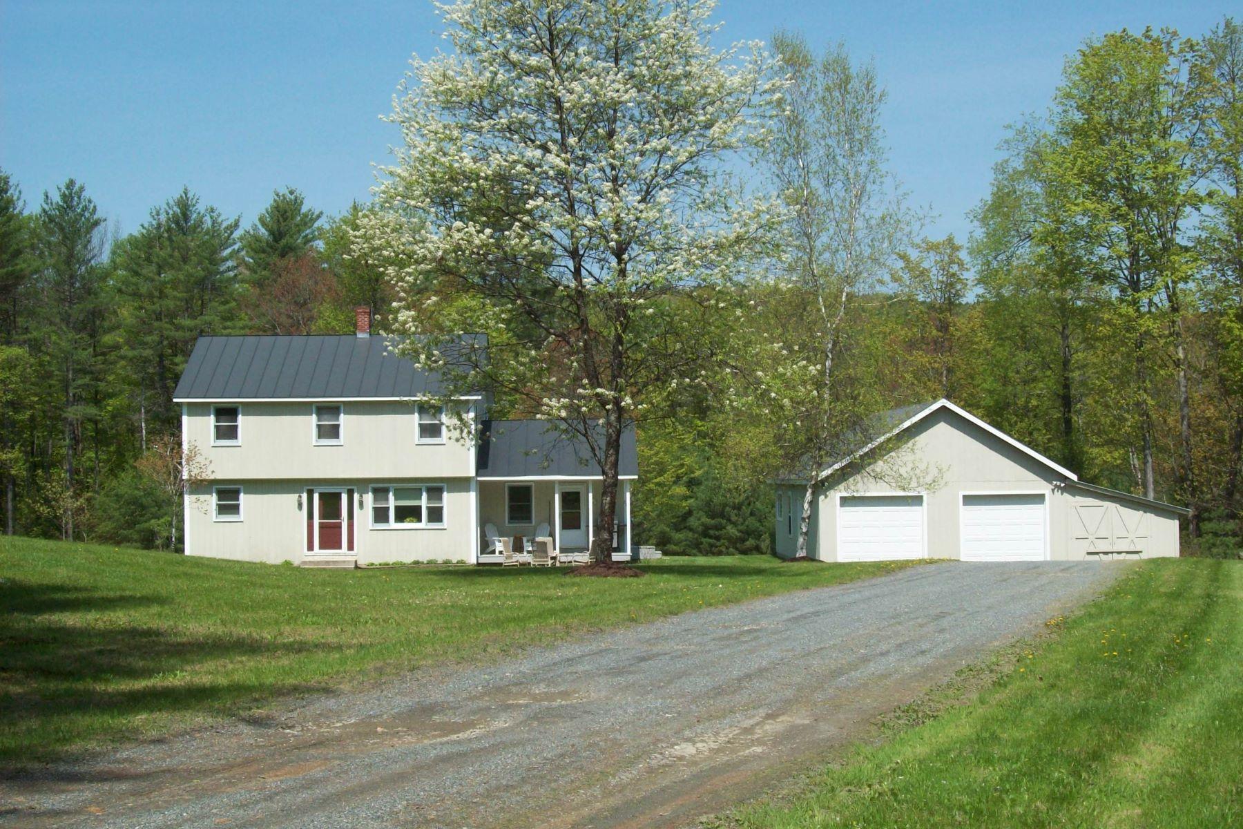 Single Family Home for Sale at 296 Burnham Road, Thetford 296 Burnham Rd Thetford, Vermont 05074 United States