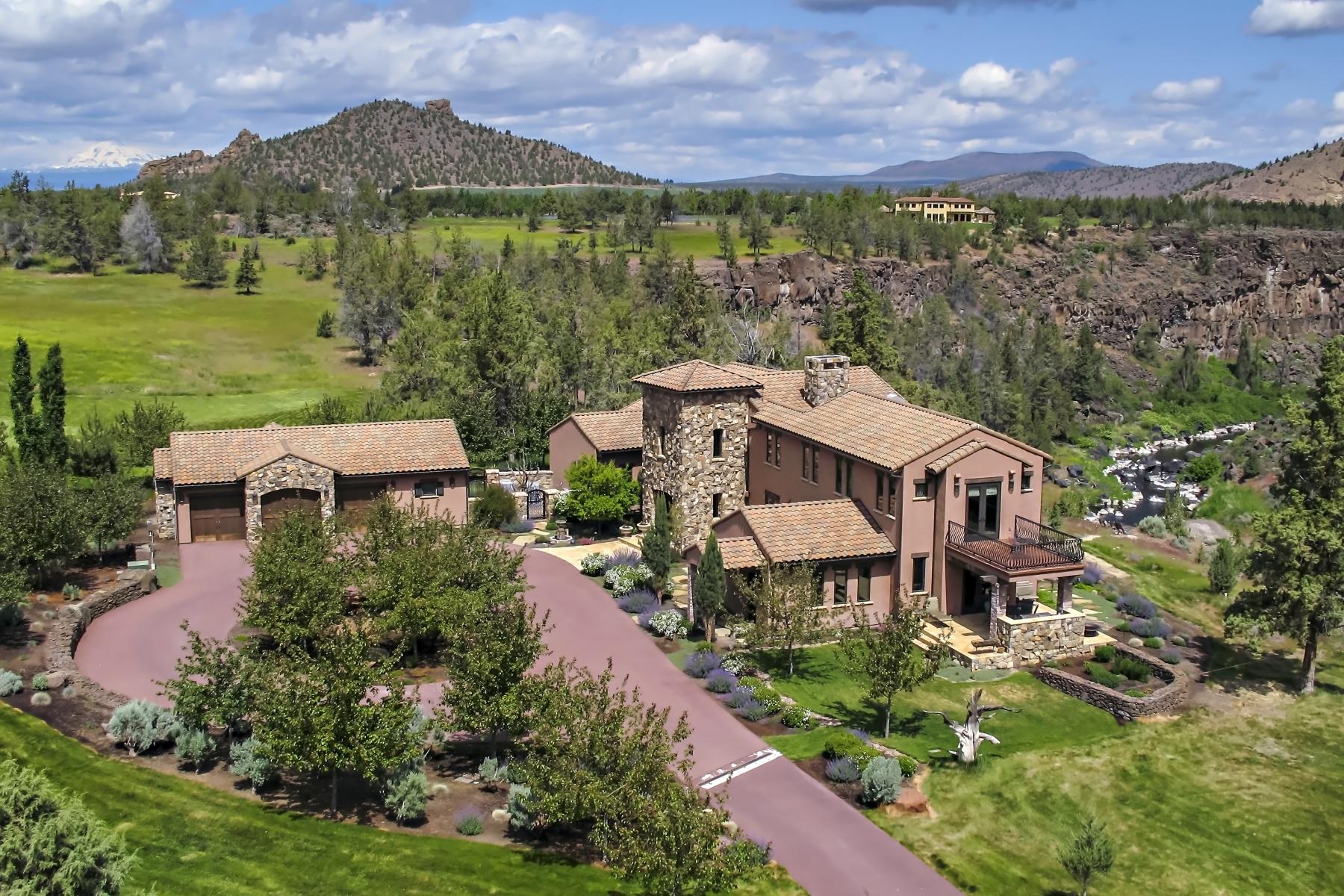 土地 为 销售 在 Ranch at the Canyons Tuscan Home 10650 NE Canyons Ranch Dr 泰勒伯恩, 俄勒冈州, 97760 美国