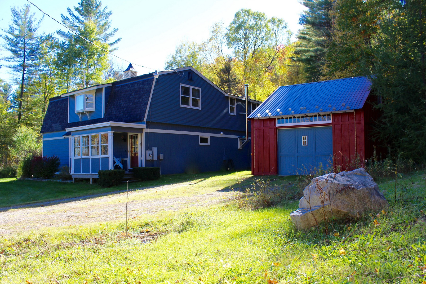 Single Family Home for Sale at 951 Parker, Wallingford Wallingford, Vermont, 05742 United States