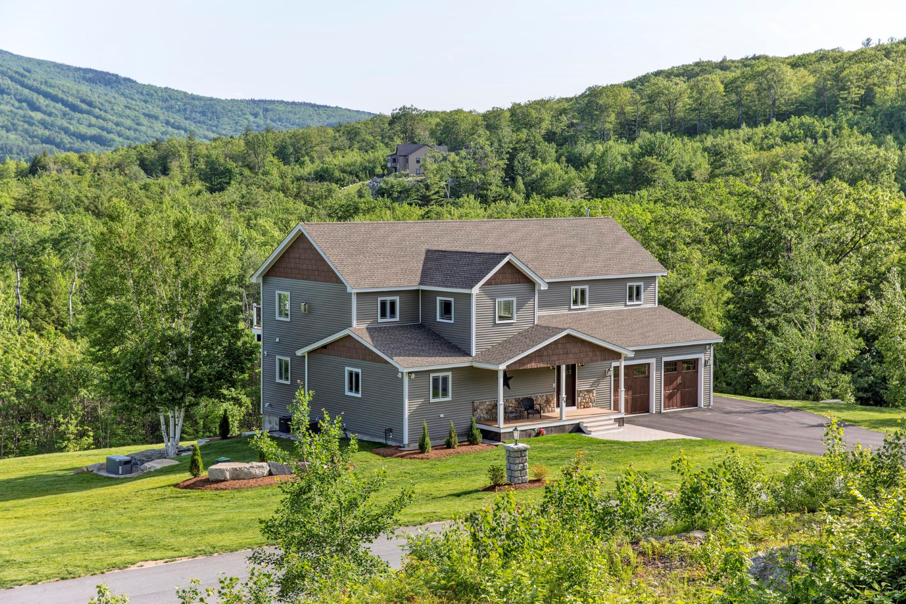 Single Family Home for Sale at 60 Summer, Newbury Newbury, New Hampshire, 03255 United States