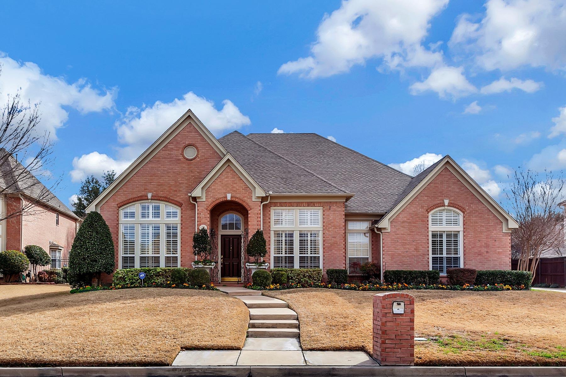 단독 가정 주택 용 매매 에 6705 E. Park Dr, Fort Worth Fort Worth, 텍사스, 76132 미국