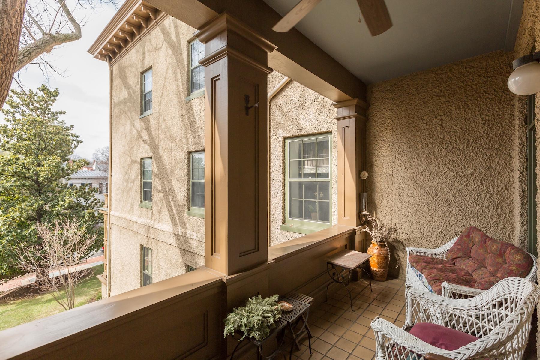 Additional photo for property listing at Rarely Available: Historic Georgetown Condominium 1527 30th St B21 Washington, Περιφερεια Τησ Κολουμπια 20007 Ηνωμενεσ Πολιτειεσ