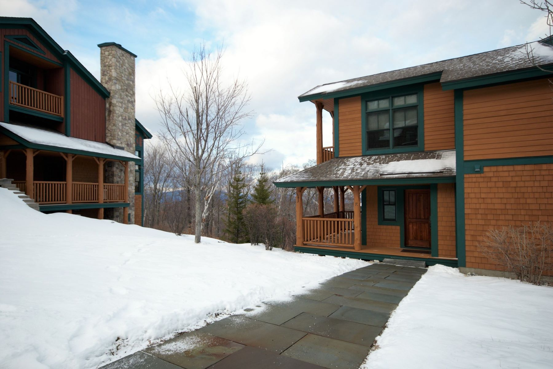 Condominium for Sale at 7C Balsam Corner 7C, Stratton Stratton, Vermont, 05155 United States